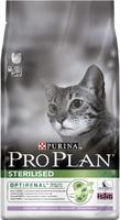 Проплан корм сухой д/кошек STERILIZED с индейкой 10 кг