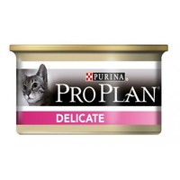 Pro Plan Delicate (мусс с индейкой), 85 гр.