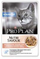 Pro Plan Housecat Nutri Savour пауч (лосось), 85 гр.