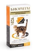 БИОРИТМ д/кошек Кролик 48таб