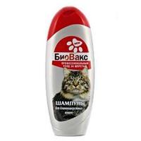 «БиоВакс» Шампунь для длинношерстных кошек, 305 мл