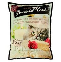 Fussie Cat с ароматом розы, 5 л