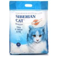 Сибирская кошка 16л Элитный силикагель
