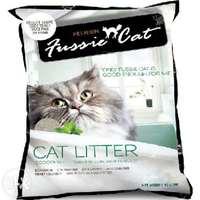Fussie Cat с без ароматизатора, 10 л