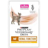 Проплан паучи д/кошек при патологии  VETERINARY DIETS NF RENAL FUNCTION (курица), 85 гр.