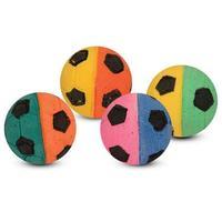 ТРИОЛ Мяч футбольный двухцветный
