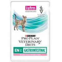 Проплан паучи д/кошек при расстройствах пищеварения VETERINARY DIETS EN GASTROINTESTINAL (лосось), 85 гр.