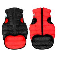 Двусторонняя курточка AiryVest красно-черная, размер XS22