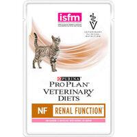 Проплан паучи д/кошек при патологии  VETERINARY DIETS NF RENAL FUNCTION (лосось), 85 гр.