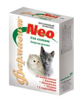 ФАРМАВИТ NEO Энергия роста д/котят 60таб