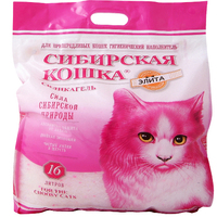 """Сибирская кошка """"Элитный"""" 16 л. для привередливых кошек"""