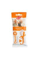 Тит Бит Жевательный снек DENT Хот-дог для собак средних пород для чистки зубов
