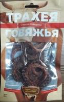 Деревенские лак. д/соб трахея говяжья с мясом говядины 50г
