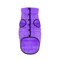 Односторонняя курточка AiryVest ONE фиолетовая, размер XS30