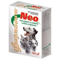 ФАРМАВИТ NEO ADZE д/кошек и котят, собак и щенков 90таб