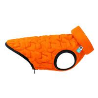 Двусторонняя курточка AiryVest UNI, размер S33, оранжевая/черная