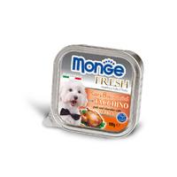 MONGE DOG 100г конс д/собак паштет Индейка