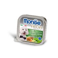 MONGE DOG 100г конс д/собак паштет Курица