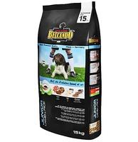 Корм Белкандо для щенков Junior Lamb & Rice Ягненок рис 15 кг