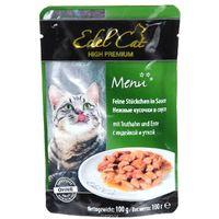 Edel Cat mit Truthahn und Ente (индейка и утка в соусе) 100 г