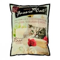 Fussie Cat с ароматом розы, 10 л
