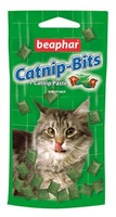 БЕАФАР   75шт Catnip-Bits подушечки с мятой д/кошек