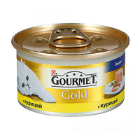 Gourmet Gold паштет с курицей 85 г