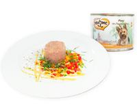 Мнямс 200 г конс. д/собак рагу по-Ланкаширски кур.филе с травами