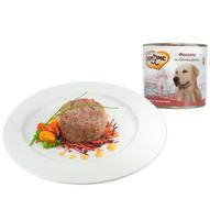 Мнямс 600г конс. д/собак Фегато по-венециански печень с пряностями