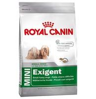 MINI EXIGENT, 3 кг для привередливых собачек