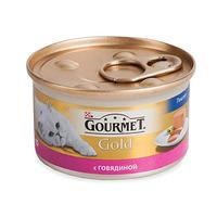Gourmet Gold паштет с говядиной 85 г