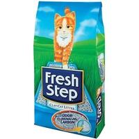 Fresh Step - впитывающий наполнитель, 3,2 кг