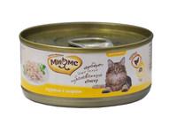 Мнямс 70г конс. д/кошек Курица, Сыр