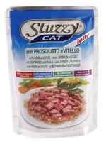 Stuzzy cat ветчина, телятина 100 г