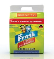 Mr.Fresh Start 60х60 - 12шт