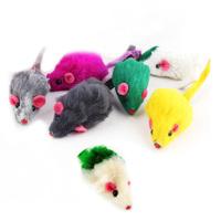 "Мышь 3"" цветная д/кошек"