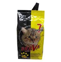 Брава для короткошерстных кошек, 7 л