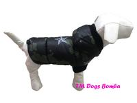 Жилет BOMBA камуфляж 6 (спина 33-38см, обхват груди 40-46см, обхват шеи 28-35см)