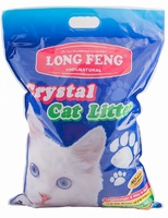 Crystal Cat Litter LONG FENG, 7.6л