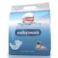 Cliny подгузники для животных (размер S)