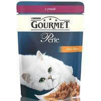 Gourmet Perle паучи с уткой в подливке 85 г