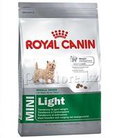 Роял канин корм для собак мелких пород MINI LIGHT, 3 кг склонных к полноте