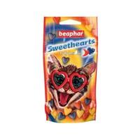БЕАФАР 1200шт Sweethearts Цветные сердечки д/кошек