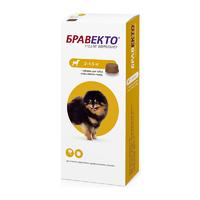 Бравекто, для собак 2- 4.5 кг, таблетка 112,5 мг