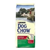 Dog Chow Active для взрослых активных собак, Курица 14 кг