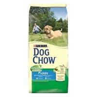 Dog Chow Puppy Junior для щенков с курицей, 14 кг