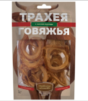 Деревенские лак. д/соб трахея говяжья с мясом курицы 50г