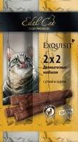 Edel Cat колбаски-мини утка/сыр (4шт.)