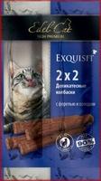 Edel Cat колбаски-мини форель/солод (4шт.)