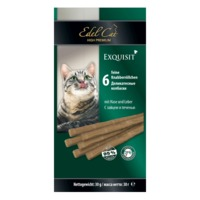 Edel Cat колбаски заяц/печень (6шт.)